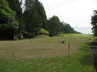 昨日、ビジネス倶楽部のゴルフコンペを開催しました